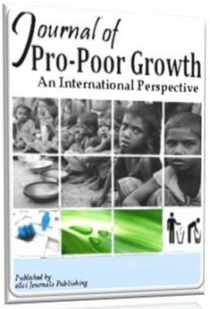 Journal of Pro-Poor Growth
