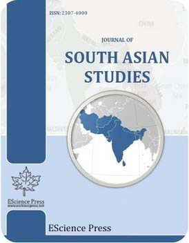 Journal of South Asian Studies